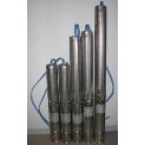 SPERONI SPS 1018 1х220V 0,75kW (встроенный конденсатор) - насос скважинный с двигателем Speroni
