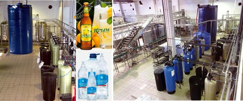 Производство питьевой воды в России - адреса, справочная